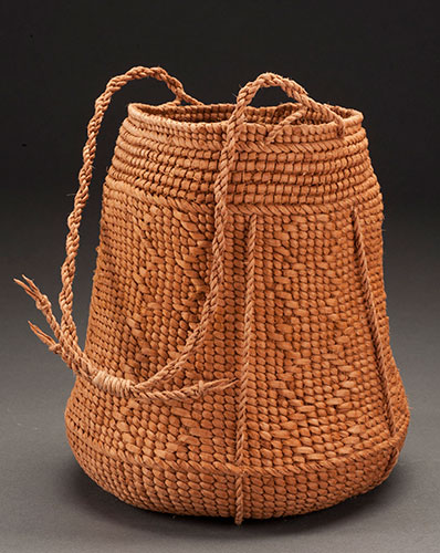 Willow Bark Basket